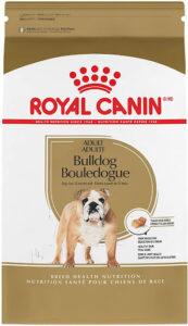 royal canin adult bulldog dry dog food